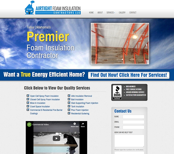 Airtight Foam Insulation Contractors LLC
