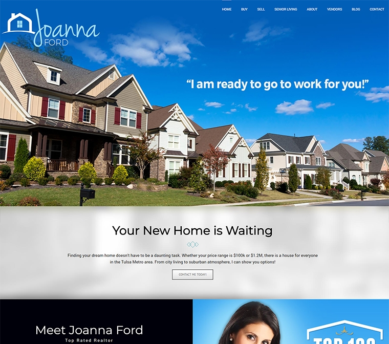 Joanna Ford - Award Winning Realtor