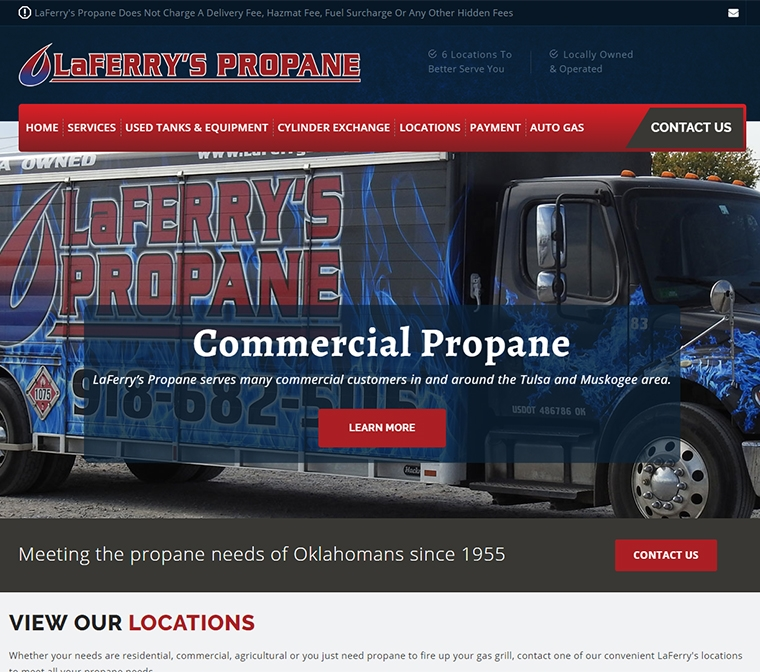 Laferry's Propane - Since 1955
