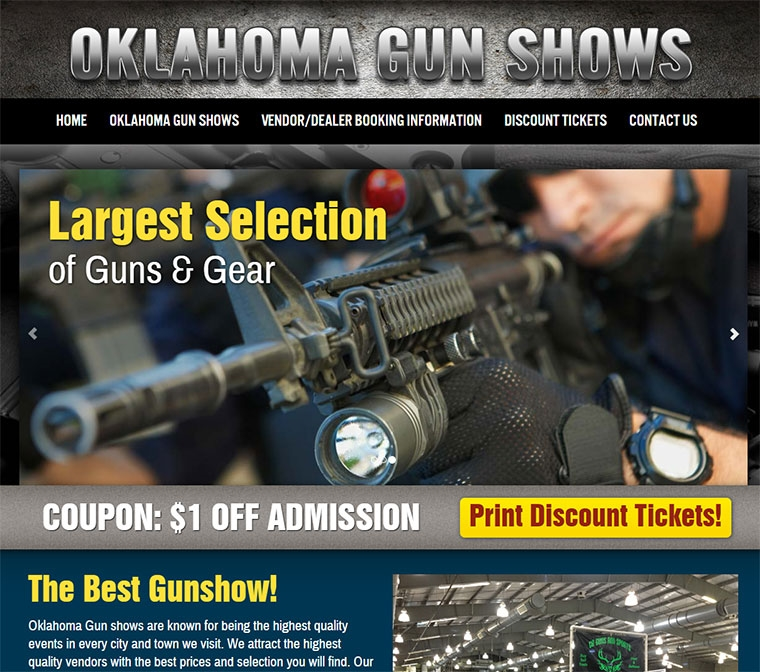 Oklahoma Gun Shows